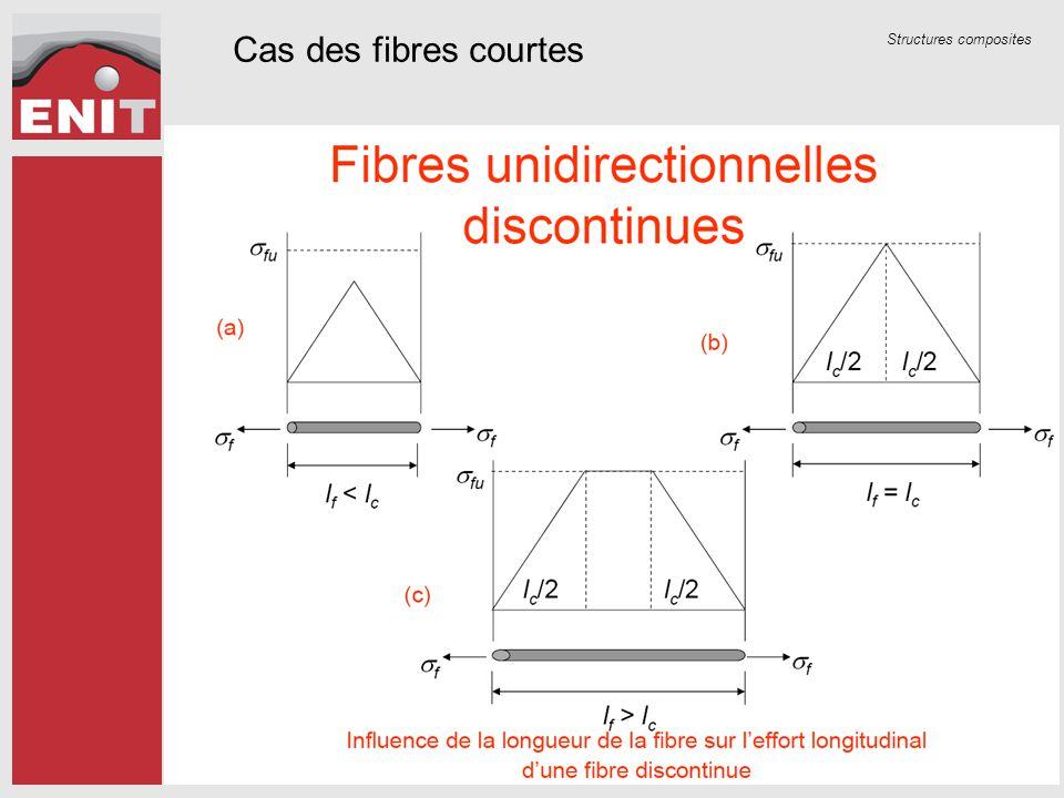 Structures composites Cas des fibres courtes