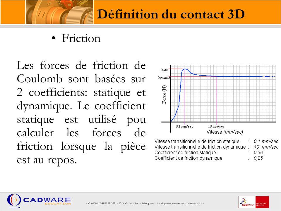 Excel Un fichier texte Une animation AVI / VRML COSMOSWorks Export de résultats vers…