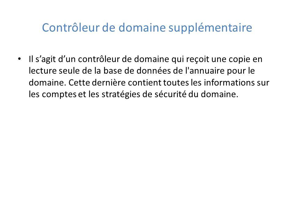 Affectation d un répertoire de base et d un profil itinérant à un utilisateur Partage de ce répertoire (sous le nom Users) et configuration des autorisations sur le répertoire et sur le partage