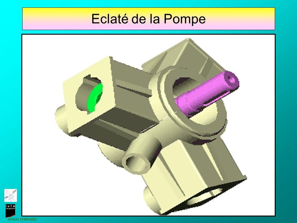 MUSIAL-FERNANDEZ 2 Eclaté de la Pompe