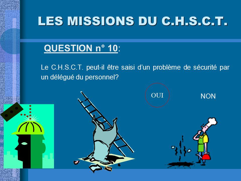 LES MISSIONS DU C.H.S.C.T. QUESTION n° 9: La Caisse Régionale d'Assurance Maladie (en Métropole) ne peut-elle accorder de ristourne sur les cotisation