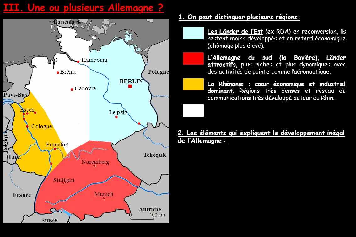 III.Une ou plusieurs Allemagne . 1.
