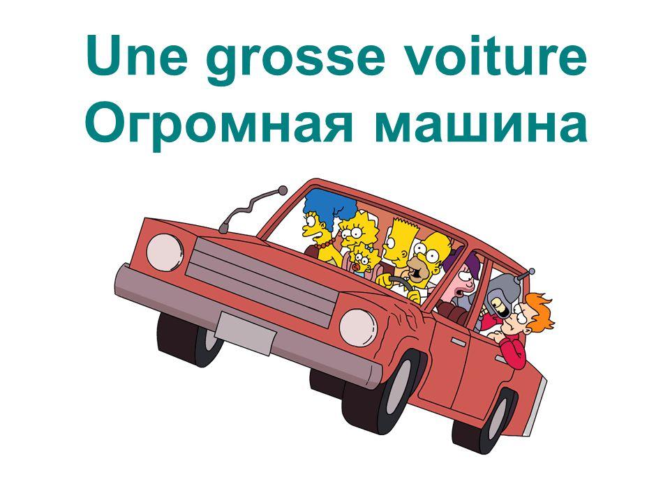 à la maison ДОМОЙ!
