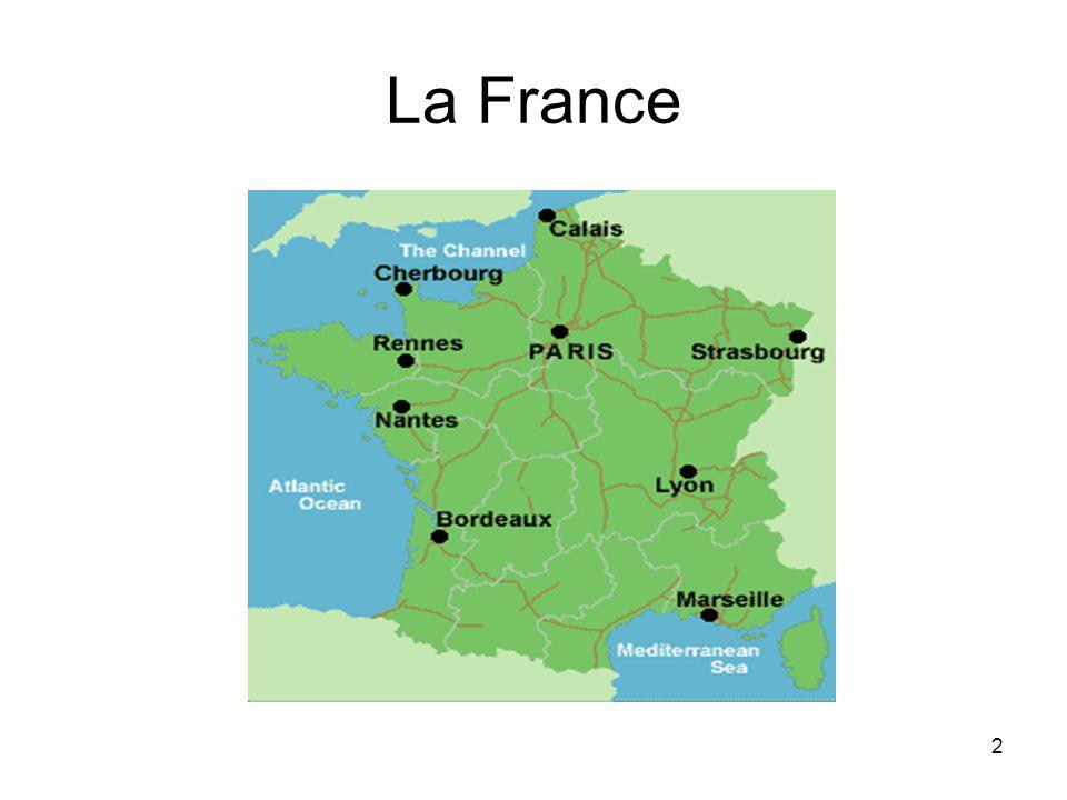 2 La France