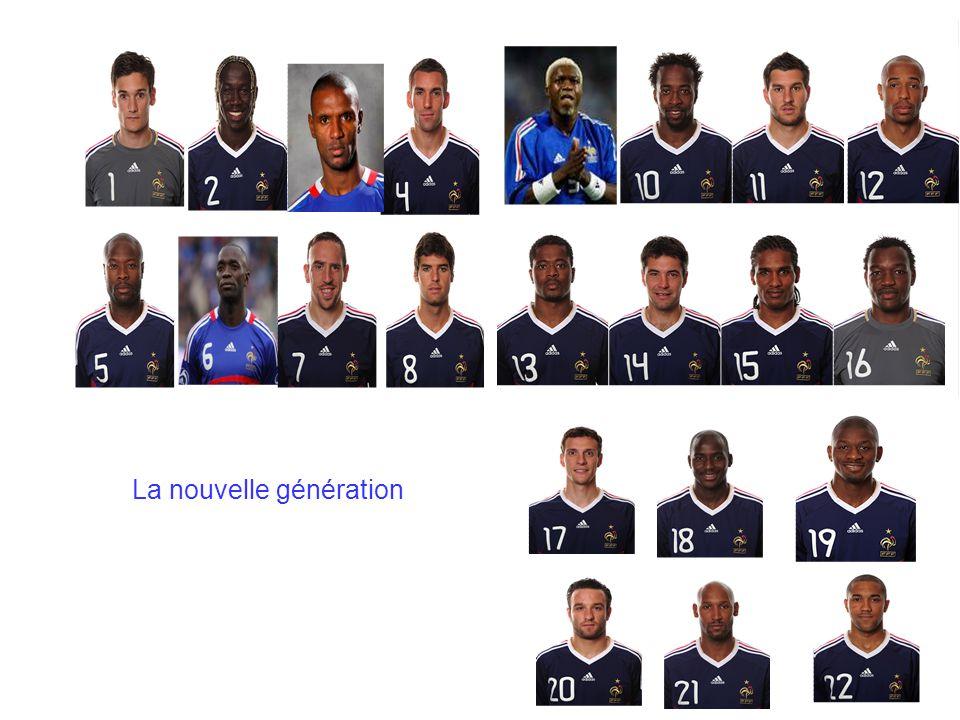 4 La nouvelle génération