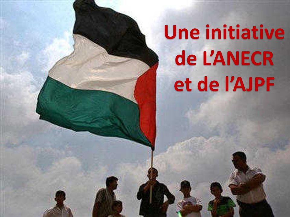 Une initiative de L'ANECR et de l'AJPF