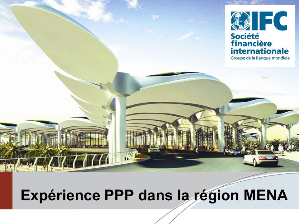 Expérience PPP dans la région MENA