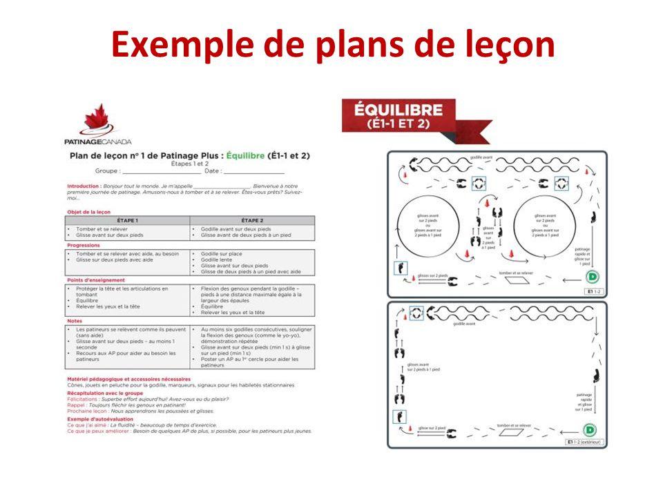 Exemple de plans de leçon 133