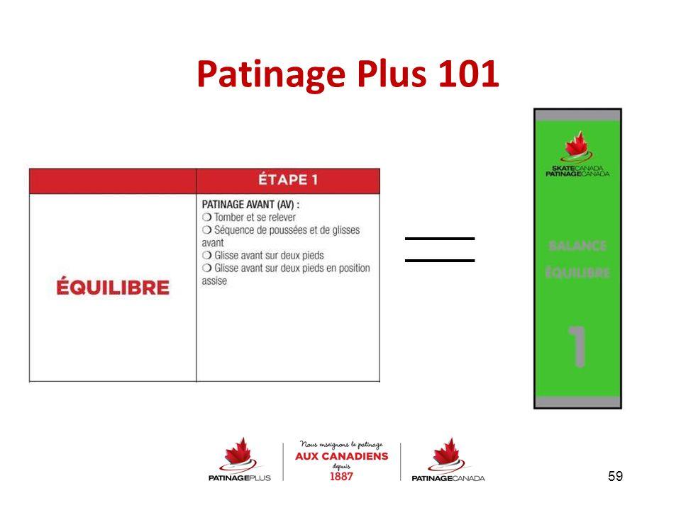 Patinage Plus 101 59