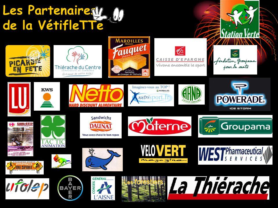 25 Les Partenaires de la VétifleTTe Les forestiers