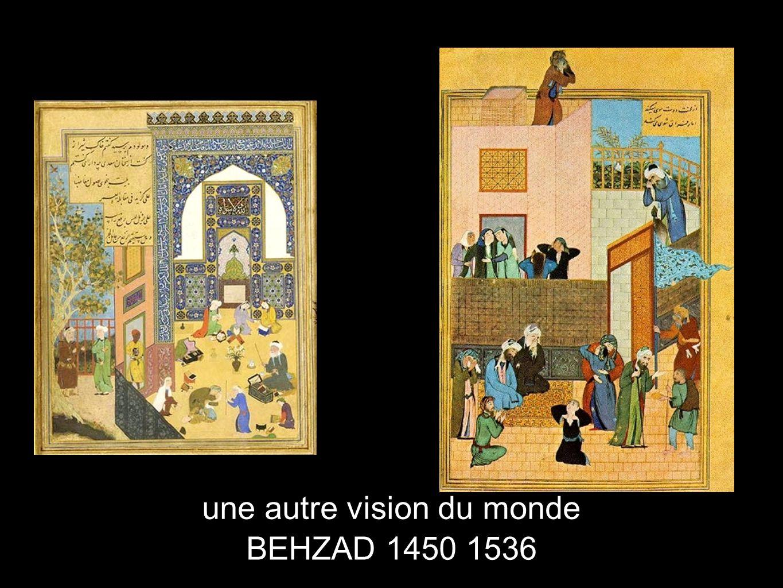 BEHZAD 1450 1536 une autre vision du monde
