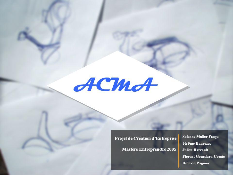 ACMA Stratégie de développement