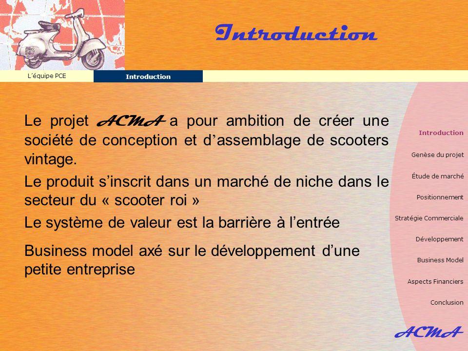 Introduction Partie 1 Partie 2 Partie 3 Partie 4 Partie 5 Partie 6 Partie 7 Conclusion ACMA Stratégie de développement Sous-partie 4Régionale Nationale Internationale Sous-partie 5  De N+1 à N+3: Un développement national De l'année N+1 à N+3: Une stratégie de développement National ACMA 3 Développement vers deux nouvelles régions l'Île de France Côte d'Azur 4 Développement en interne des nouvelles régions
