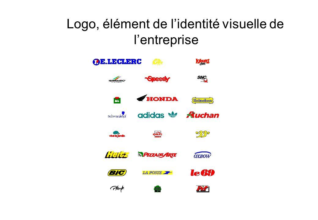 Le Logo, élément de l'identité visuelle de l'entreprise