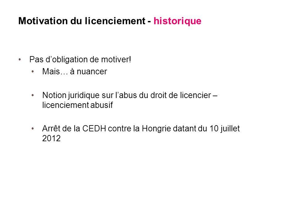 A partir du 1 er avril 2014: CCT n° 109 Uniquement d'application pour le secteur privé.