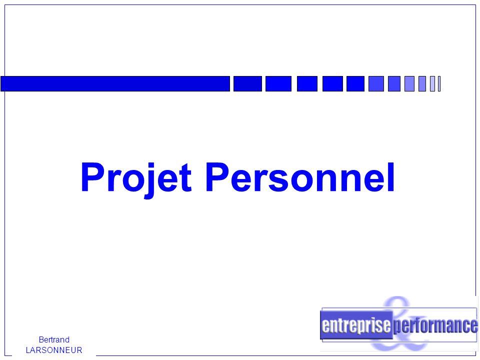 Bertrand LARSONNEUR Projet Personnel