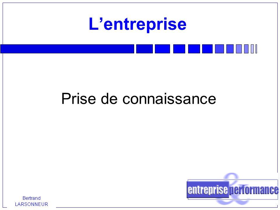 Bertrand LARSONNEUR Qu'est-ce qu'une entreprise.