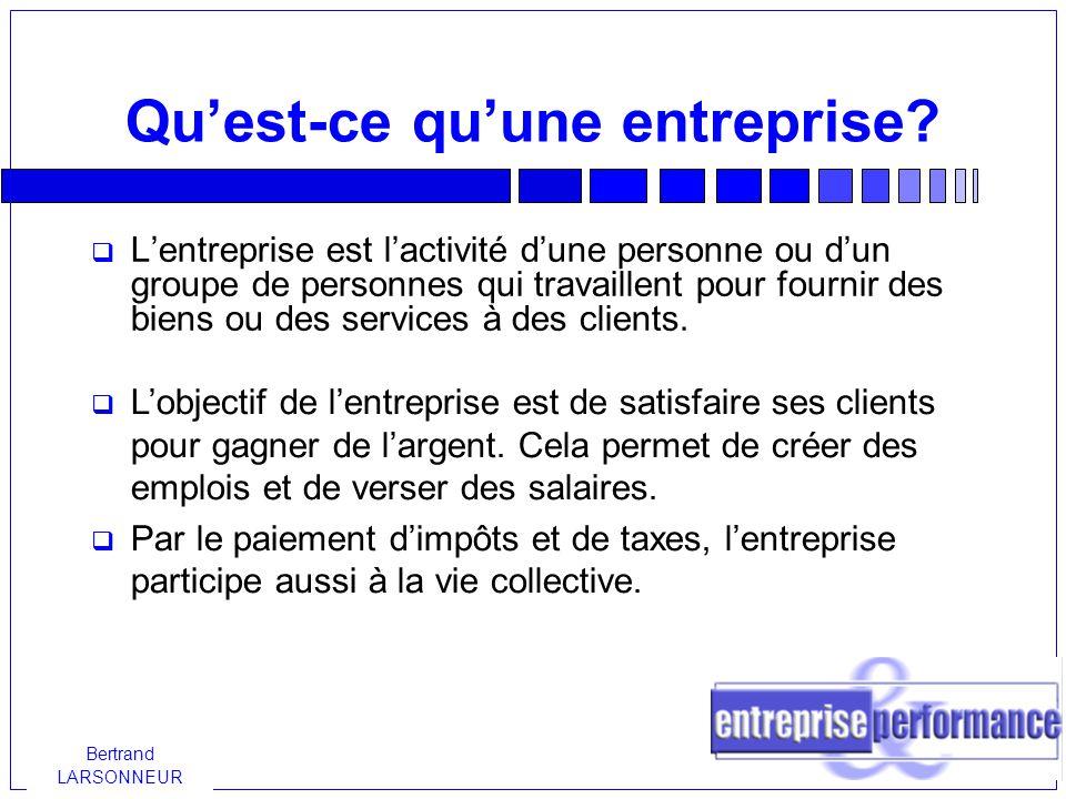Bertrand LARSONNEUR Comment choisir son statut.Quel est le régime fiscal du dirigeant .