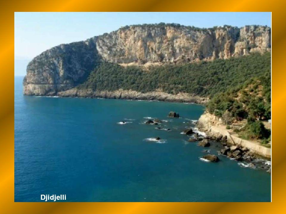 La côte vers Djidjelli