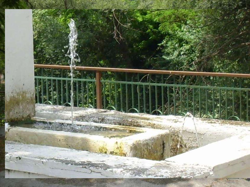 L'Ambon et, Les fonts baptismaux