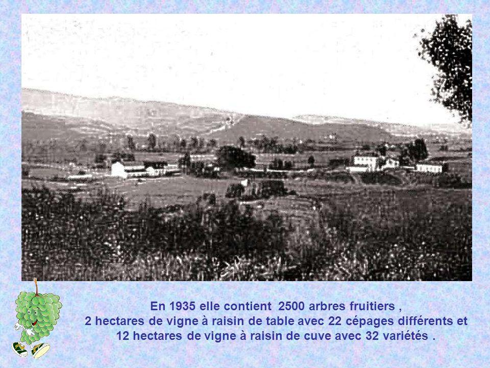 A l'époque où l'Algérie était française, les écoles étaient nombreuses, mais …. Il y en avait une à Philippeville toute particulière … L'école d'agric