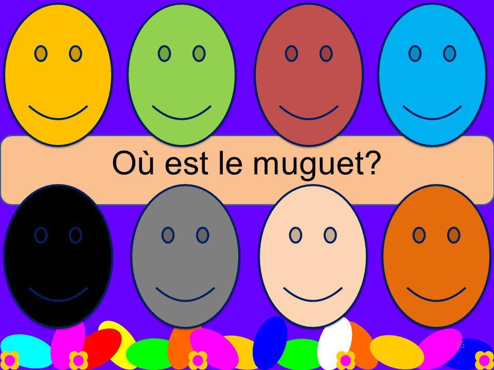 Où est le muguet 15
