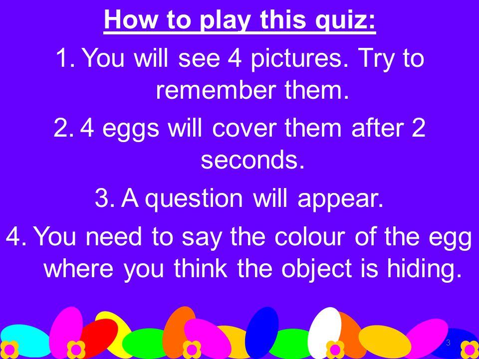 Où est le lapin? 4