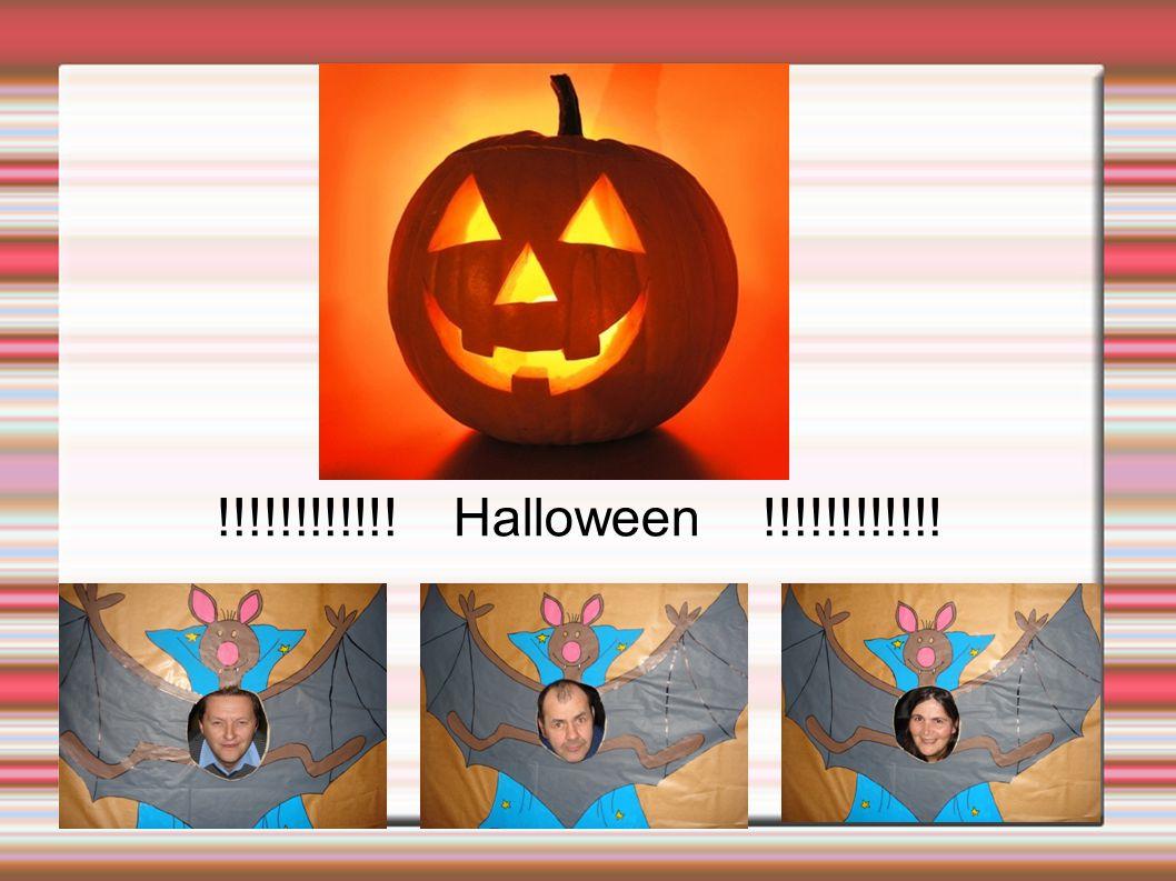 !!!!!!!!!!!! Halloween !!!!!!!!!!!!