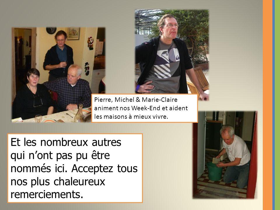 Merci Yves pour ces transports si vitaux pour nos résidents. Céline et Pélin nos stagiaires.