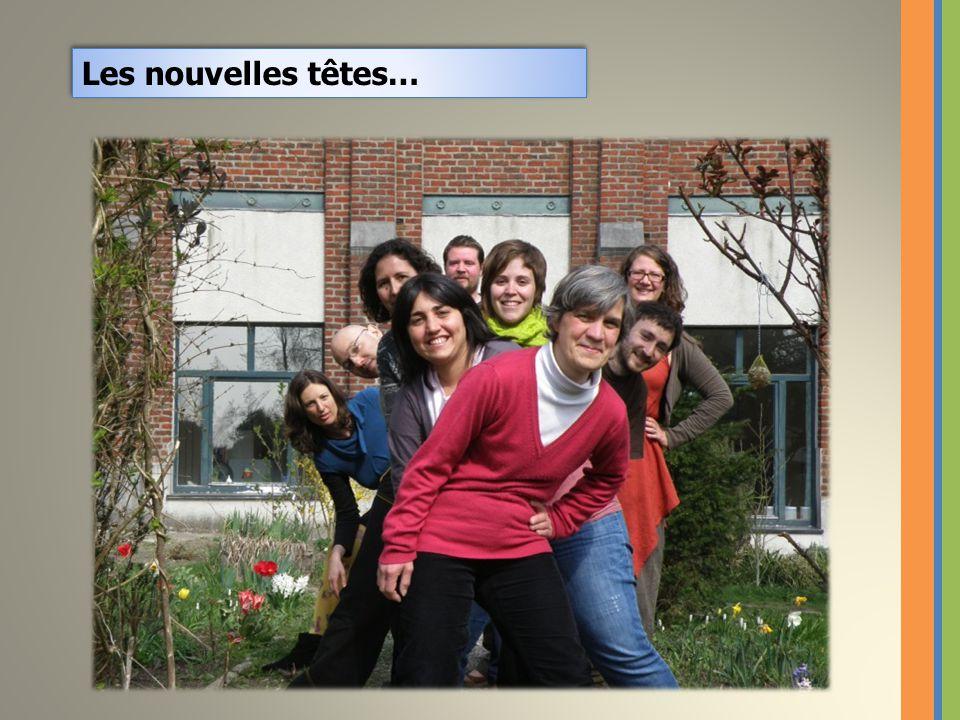 Maud et Stéphanie ont terminé leur année SVE chez nous. Pélin et Patricia ont terminé leur stage.