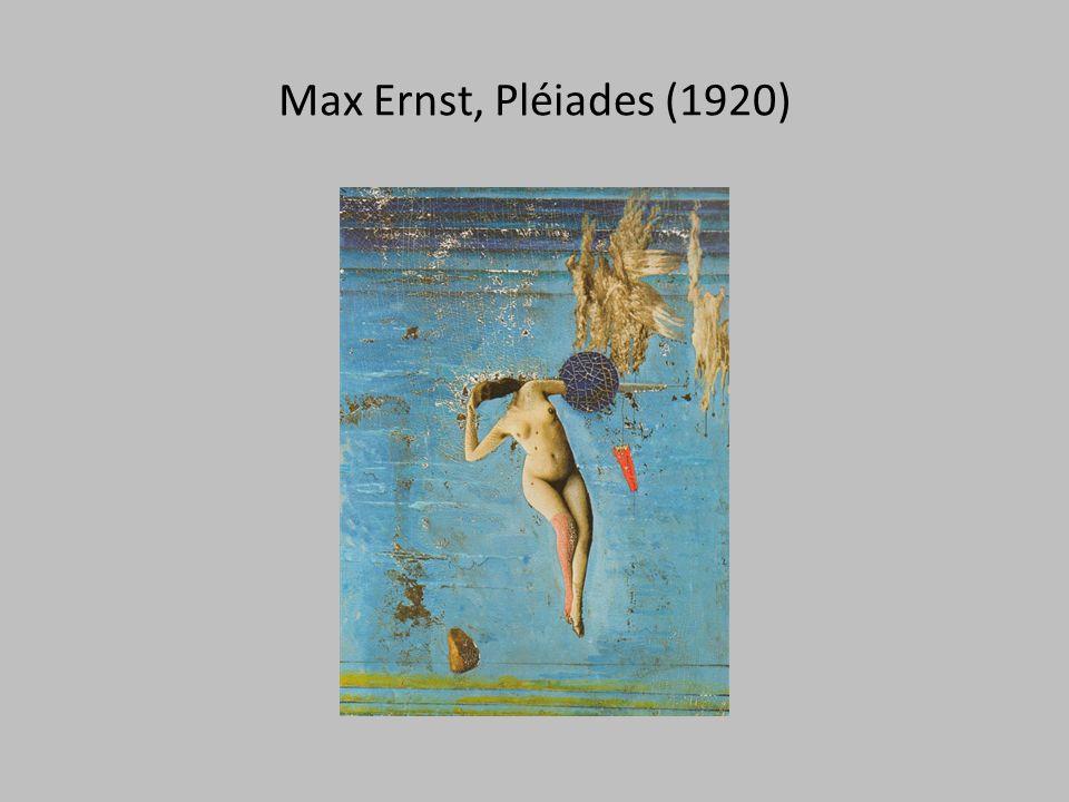 Max Ernst, Pléiades (1920)