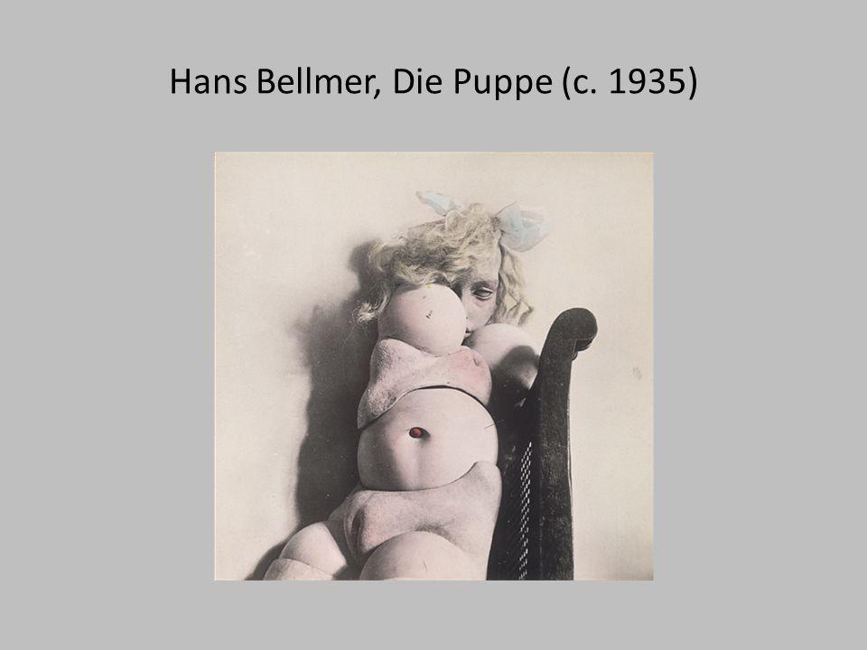 Hans Bellmer, Die Puppe (c. 1935)