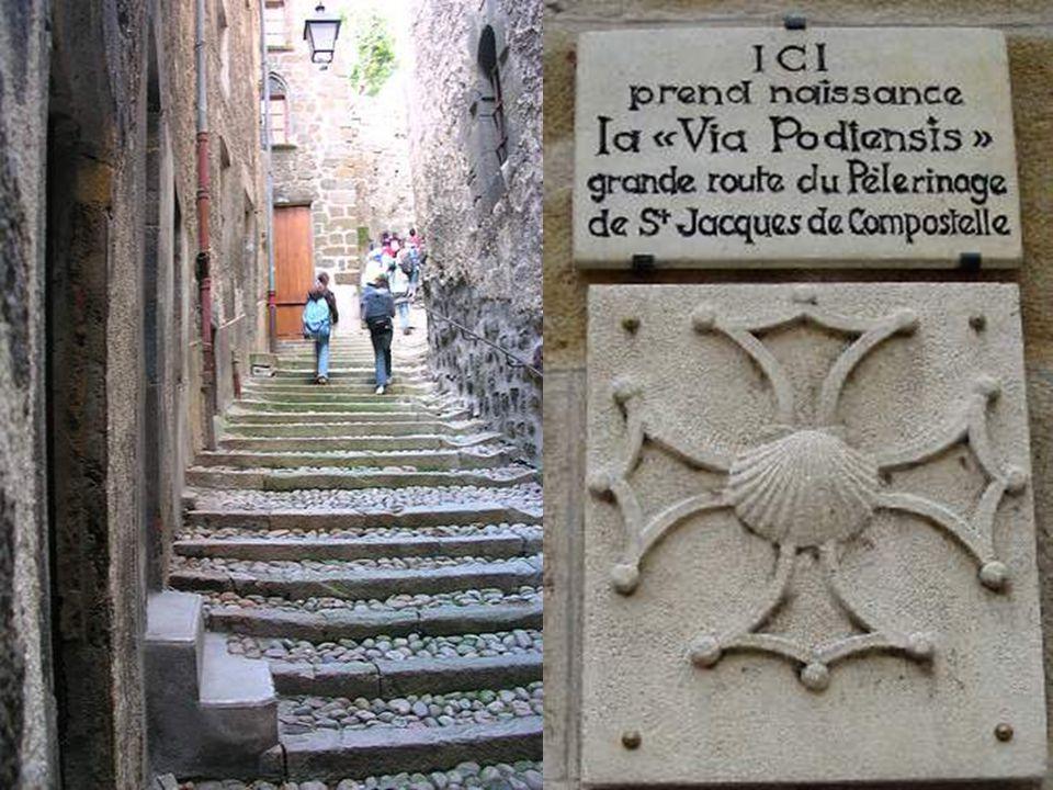 El Camino de Santiago a été déclarée par l'UNESCO «patrimoine mondial» et «itinéraire culturel européen» par le Conseil de l'Europe. La route vers Le