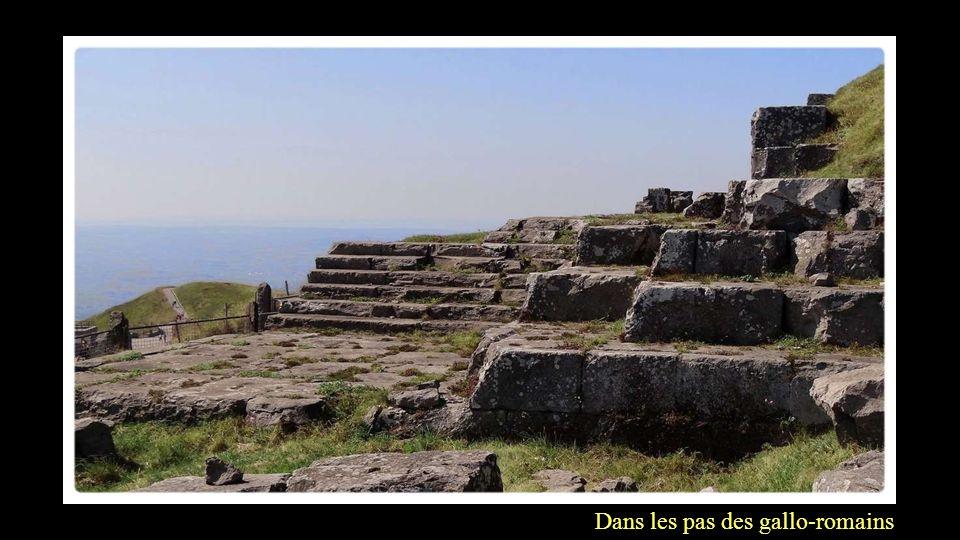 Dans les pas des gallo-romains