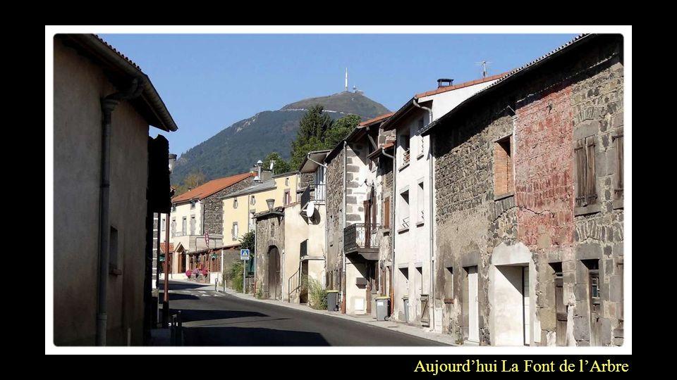 Le village de Fontanas