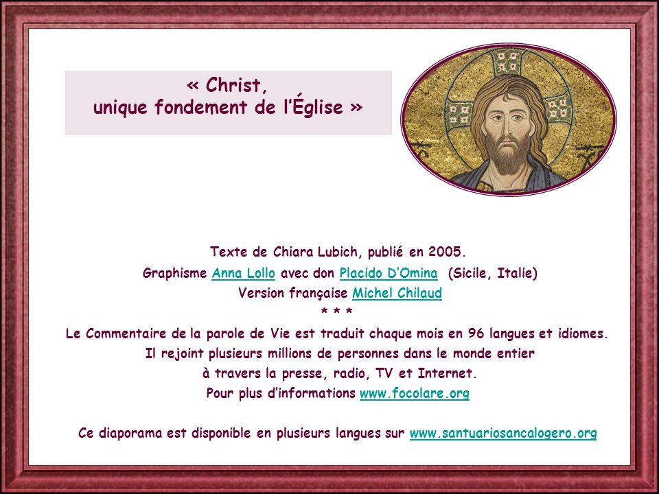 « Aime et fais ce que tu veux », a dit saint Augustin, en résumant pratiquement la norme de vie évangélique. En aimant, non seulement tu ne pourras pa