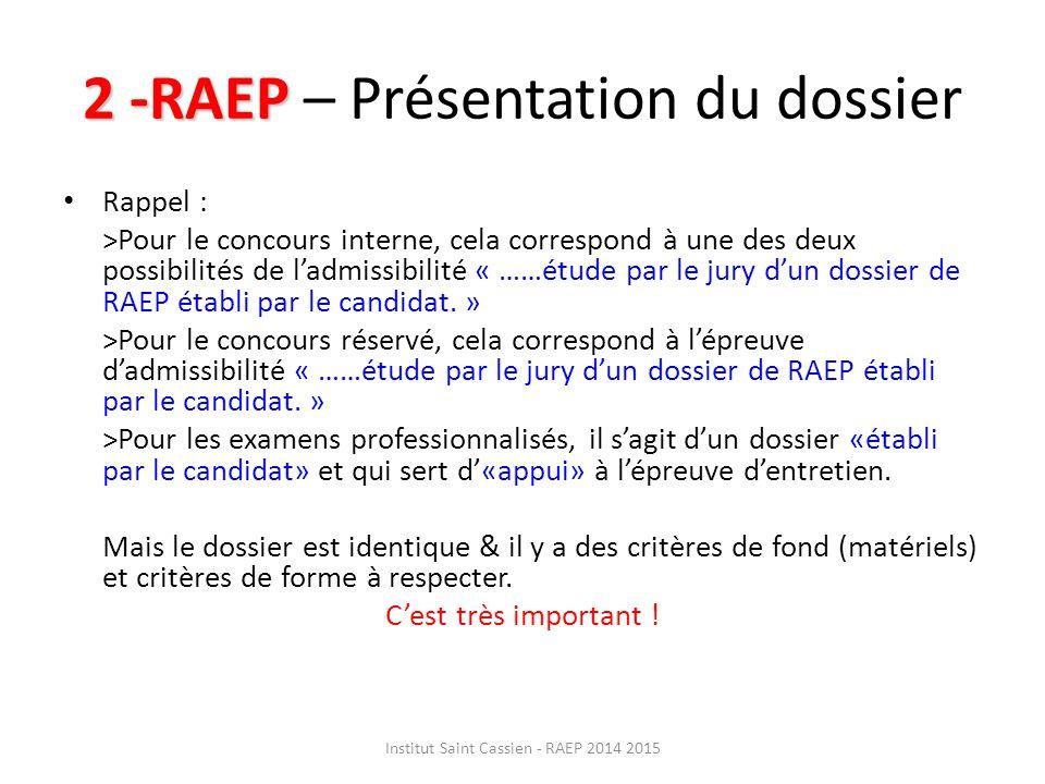 >Règles de présentation du document.- Qualité de la présentation.