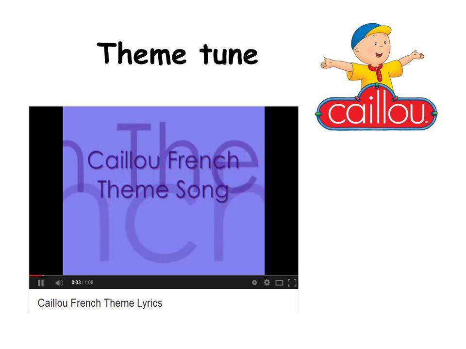 Theme tune