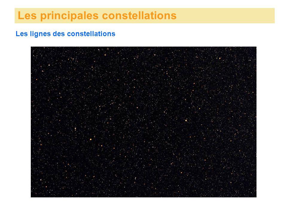 Les lignes des constellations