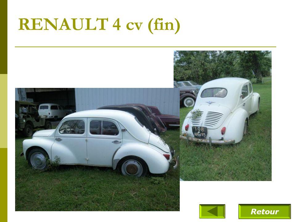RENAULT 4 cv (1955)