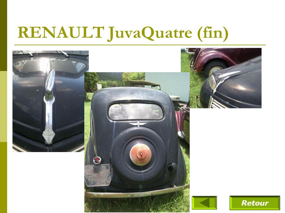 RENAULT JuvaQuatre (1939)