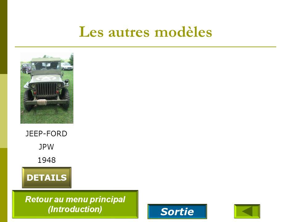Les autres modèles RENAULT JuvaQuatre 1939 DETAILS RENAULT 4cv 1955 PEUGEOT 202 1951 ROLLS-ROYCE Silver Shadow 1976 Retour au menu principal (Introduc