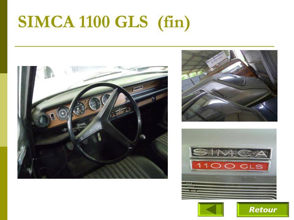 SIMCA 1100 GLS (1971)