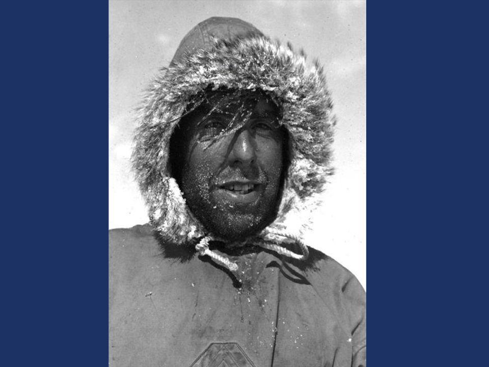 1953 Cesse ses activités polaires.