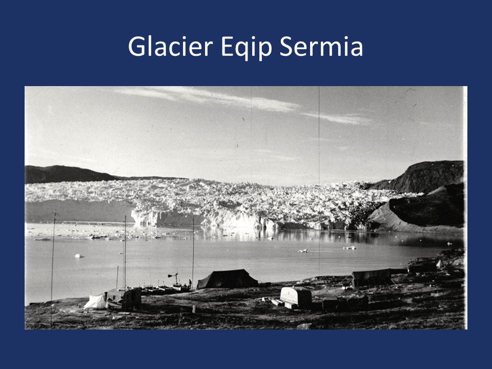 Glacier Eqip Sermia