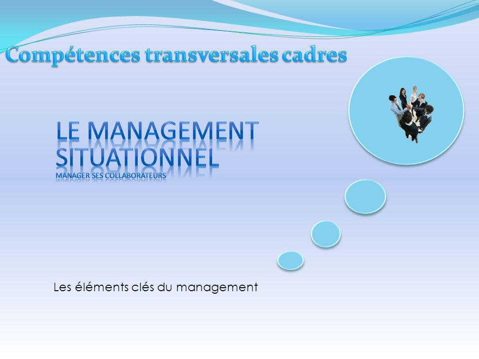 Les éléments clés du management