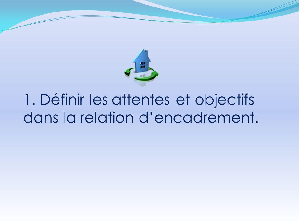 Il y a une condition essentielle à respecter: établir un contrat psychologique clair.