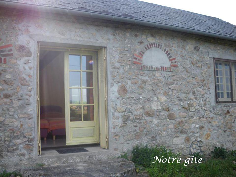 Vue sur Château Chinon