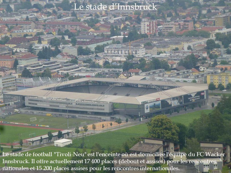 Le stade de football