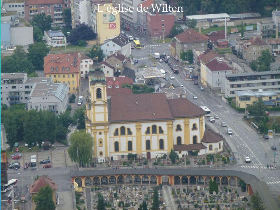 L'église de Wilten